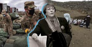 Bachelet dice que la retirada de EEUU puede causar retroceso en Afganistán