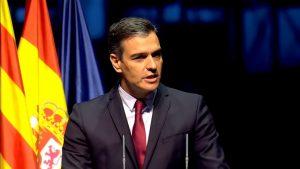 En busca de concordia, Sánchez anuncia indultos para secesionistas catalanes