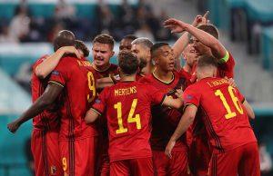Bélgica deja en el camino a Finlandia y avanza a octavos de la Eurocopa