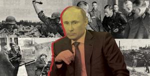 Putin dice que los rusos guardarán la memoria y la verdad sobre la guerra