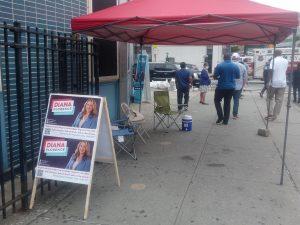 Primarias se desarrollan con baja votación en Nueva York