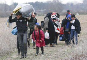 AI denuncia a Grecia por las sistemáticas devoluciones ilegales de migrantes
