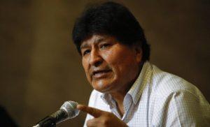 Evo Morales dice que EE.UU. fracasa en su lucha contra el narcotráfico