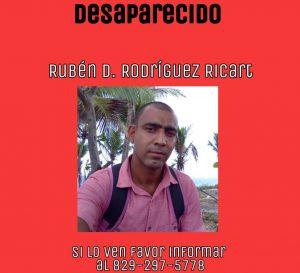 Parientes reportan joven desaparecido desde hace dos semanas
