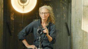 La Academia francesa de Bellas Artes premia a la fotógrafa Annie Leibovitz