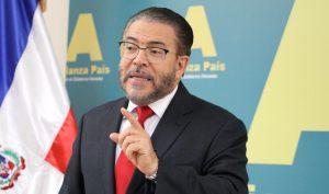 """Guillermo Moreno asegura Abinader """"se quedó muy corto"""" en plan de austeridad"""