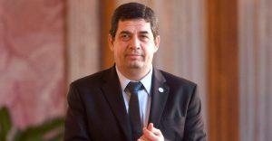 Vicepresidente paraguayo recibe primera dosis de vacuna contra el coronavirus