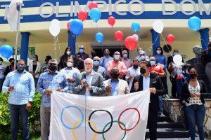 Antonio Acosta llama a la unidad del movimiento deportivo en Día Olímpico