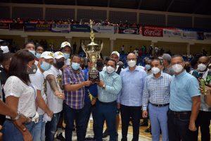 Eduardos del Batey, campeón torneo superior de Puerto Plata