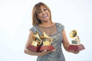 Milly Quezada, entre los Premios Excelencia de los Latin Grammy