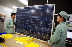 EEUU prohíbe importación de materiales para energía solar de compañía china