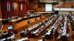 El Parlamento cubano celebrará su primer pleno del año el 14 de julio