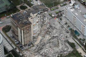 Al menos 10 argentinos desaparecidos tras el derrumbe de un edificio en Miami