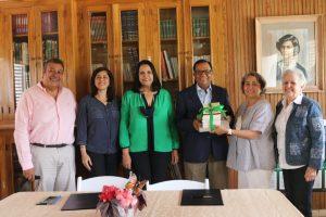 Fundación Hermanas Mirabal y BNPHU formalizan alianza estratégica