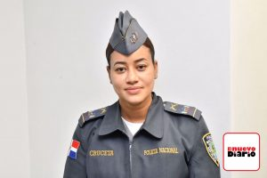 (VIDEO) Nueva vocera de la Policía realiza visita de cortesía a El Nuevo Diario