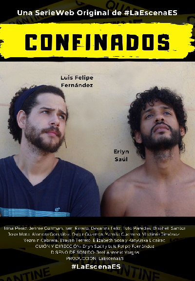 #ENDTV – Confinados