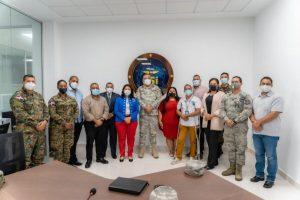 MIDE concluye taller de comunicación estratégica en Seguridad y Defensa a periodistas