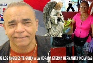Muere hermana del periodista Miguel Cruz Tejada por complicaciones de salud