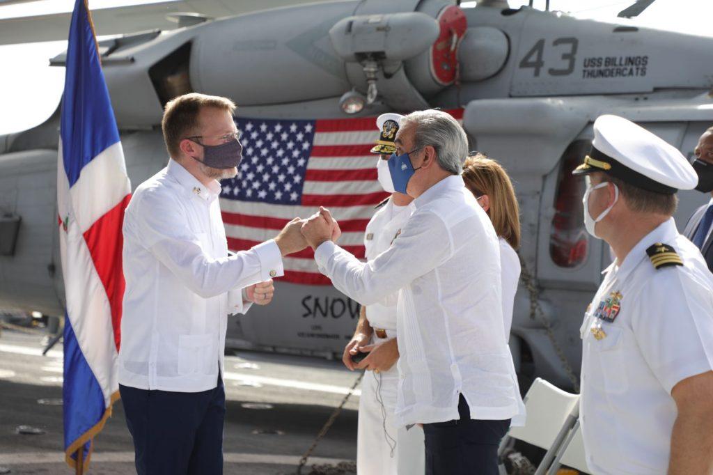 Buque USS Billings Armada de los Estados Unidos.