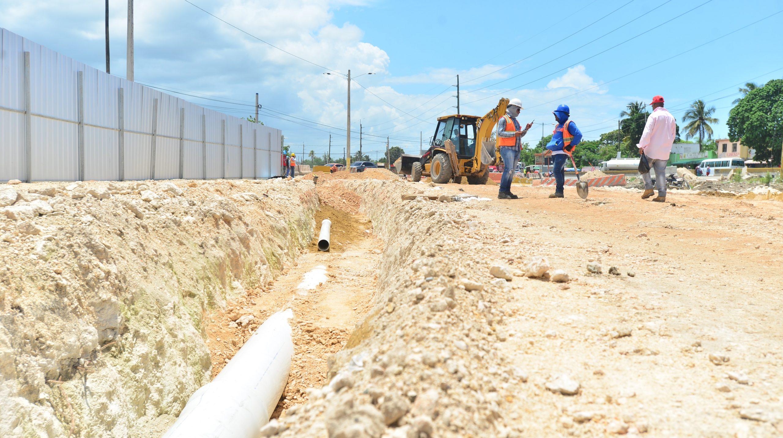 Obras Públicas destaca impacto que tendrán obras que se construyen en Santo  Domingo Este