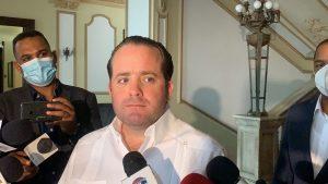 """Dice Paliza que el Gobierno recibe con """"mucha humildad"""" la alta aprobación de Abinader"""