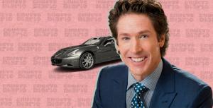 Pastor Joel Osteen es criticado en redes por un supuesto Ferrari de $325,000 dólares