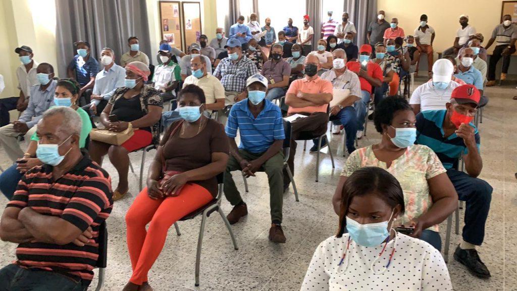 NP-IAD y CPTTE inician Plan de Titulación Definitiva en Samaná