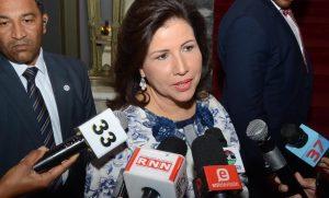 Margarita Cedeño: La educación en política es fundamental para los partidos y militancia