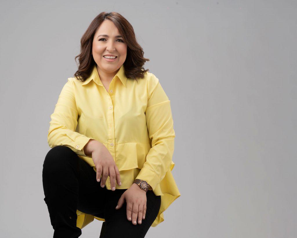 presidenta de la Asociación de Cronistas del Arte (ACROARTE) Emelyn Baldera