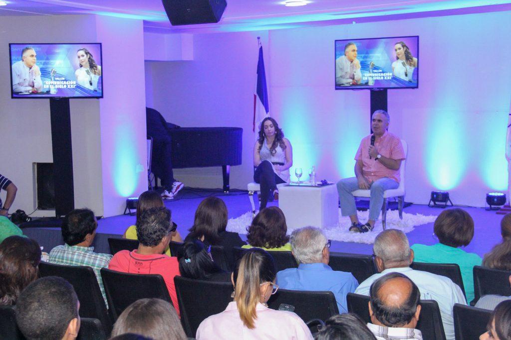 Miralba Ruiz y Roberto Cavada los invitados de Acroarte Capacita 2017