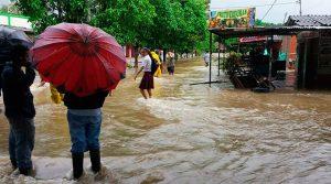 Más de 10.000 familias afectadas por lluvias en el suroeste de Colombia