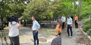 Atacan tres mujeres en Alto Manhattan; concejal Rodríguez solicita más patrullaje y fondos garantizar seguridad