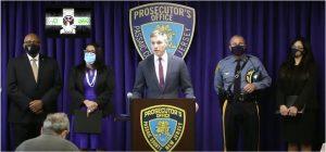 Acusan catorce trinitarios en NJ por crimen organizado, drogas armas, extorsión y otros delitos