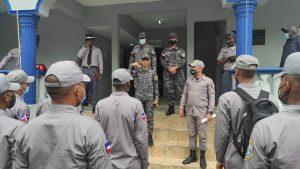 PN incorpora 130 nuevos agentes para patrullaje en Santo Domingo Oeste