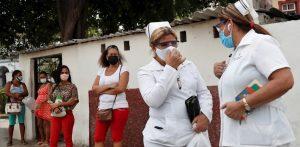 Cuba bate su récord de casos de COVID-19 por segundo día consecutivo