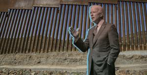 El Gobierno de Biden cancela contratos para construcción del muro fronterizo