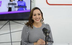 (VIDEO) Periodista Rafaelina Bisonó cuenta nunca pensó pasaría de la administración a presentar noticias