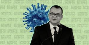 Presidente JCE, Román Jáquez Liranzo da positivo al Covid-19
