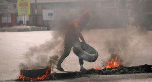 Protestas en el exterior del funeral de Jovenel Moise deslucen su despedida