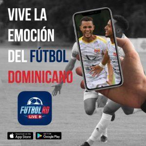 LDF y FEDOFUTBOL lanzan aplicación Fútbol RD Live
