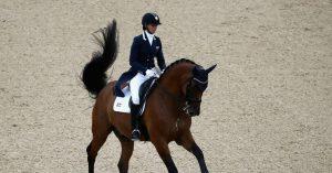 Yvonne Losos, cuarta en ecuestre de Juegos Olímpicos; Domínguez quedó séptimo