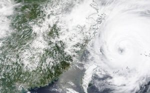 Se prevén fuertes lluvias en Tokio desde el martes por la llegada de un tifón