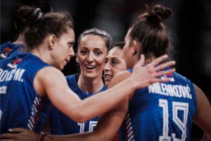Serbia domina 3-0 a RD en inicio voleibol Tokio