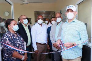 SNS pone en funcionamiento seis Centros de Primer Nivel en provincias de la región sur