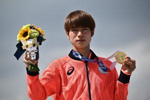 Un tokiota deja en casa el primer oro olímpico en skate