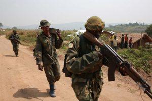 Ejército del Congo libera a 150 rehenes de los rebeldes ugandeses