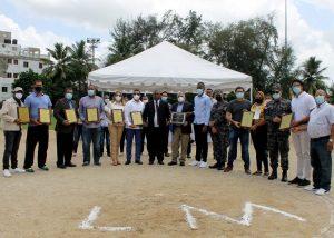 Academia Luisito inaugura su XX torneo interno