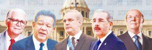 Reformas fiscales y otras reestructuraciones tributarias de los últimos 30 años en RD