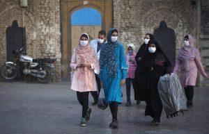 Irán bate su récord diario de contagios al contabilizar 31.814 nuevos casos
