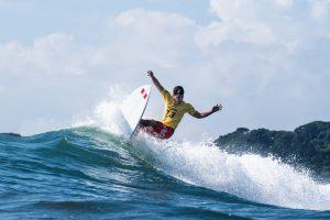 Tokio 2020 cambia también la fecha de la final del surf por el tifón